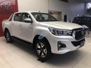 Bán xe Toyota Hilux 2.8G 4x4 AT 2019, màu trắng, xe nhập giá 878 triệu tại Tp.HCM