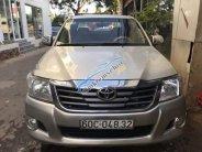 Cần bán xe Toyota Hilux 2.5E sản xuất 2012, màu bạc giá 395 triệu tại Đắk Lắk