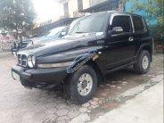 Bán xe Ssangyong Korando TX5 năm sản xuất 2005, màu đen  giá 175 triệu tại Hà Tĩnh