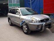 Bán Hyundai Santa Fe sản xuất năm 2005, màu bạc, nhập khẩu  giá 298 triệu tại Hà Nội