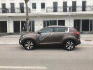 Bán Kia Sportage 2.0 Limited năm sản xuất 2010, màu nâu, nhập khẩu nguyên chiếc giá 568 triệu tại Hà Nội