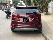 Bán Hyundai Santa Fe 2018, màu đỏ, 12tr giá 1 tỷ 190 tr tại Hà Nội