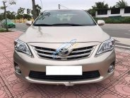Cần bán lại xe Toyota Corolla Altis 1.8G AT năm sản xuất 2013 còn mới, giá chỉ 600 triệu giá 600 triệu tại Khánh Hòa
