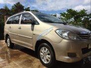 Cần bán lại xe Toyota Innova đời 2010, giá chỉ 375 triệu giá 375 triệu tại Đắk Lắk