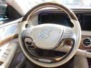 Bán Mercedes S500L sản xuất 2015, màu đen, xe nhập số tự động giá 2 tỷ 650 tr tại Tp.HCM