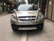 Bán ô tô Chevrolet Captiva đời 2008, màu vàng, 282 triệu giá 282 triệu tại Hà Nội