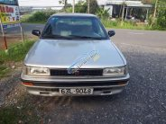 Bán Toyota Corolla năm 1988, màu bạc, nhập khẩu nguyên chiếc giá 62 triệu tại Bến Tre