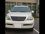 Bán xe Lexus Gx470 đời 2009 màu trắng, nhập khẩu Nhật giá 1 tỷ 290 tr tại Tp.HCM