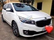 Cần bán gấp Kia Sedona 3.3 GAT năm 2016, màu trắng, xe nhập chính chủ giá 1 tỷ 20 tr tại Hà Nội