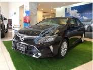 Bán Toyota Camry 2.5Q đời 2018, màu đen giá 1 tỷ 302 tr tại Hà Nội