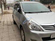 Cần bán Toyota Innova G năm 2010, màu bạc  giá 445 triệu tại Hà Nội