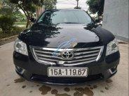 Cần bán gấp Toyota Camry 2009, màu đen, nhập khẩu nguyên chiếc như mới giá 555 triệu tại Hải Phòng