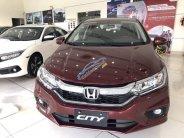 Đại lý Honda Ô Tô quận 7- Honda City Top màu đỏ-giao xe ngay trước Tết-trả góp 80%-liên hệ để nhận giá tốt nhất hiện nay giá 599 triệu tại Tp.HCM