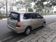 Gia đình bán Toyota Innova đời cuối 2012, số sàn, màu váng cát giá 468 triệu tại BR-Vũng Tàu