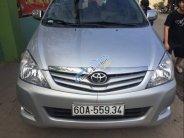 Chính chủ bán Toyota Innova năm sản xuất 2010, màu bạc giá 405 triệu tại Đồng Nai