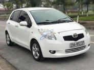 Bán Toyota Yaris năm sản xuất 2007, màu trắng, xe nhà đi còn rất đẹp, nội thất full giá 350 triệu tại Hà Nội