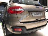Bán Ford Everest Titanium 4x2 năm sản xuất 2018, màu vàng, nhập khẩu giá 1 tỷ 177 tr tại Tp.HCM