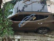 Bán xe Hyundai Santa Fe 2017, màu nâu, nhập khẩu   giá 1 tỷ tại Đà Nẵng