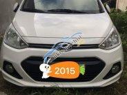 Bán Hyundai Grand i10 năm 2015, màu trắng, nhập khẩu   giá 340 triệu tại Đắk Lắk