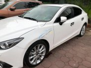 Bán xe Mazda 3 2.0, đăng ký T4/2015, màu trắng giá 640 triệu tại Hà Nội