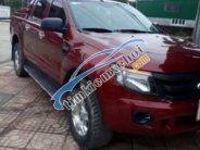 Cần bán Ford Ranger XLS 2.2L 4x2 MT năm sản xuất 2013, màu đỏ giá 440 triệu tại Hà Tĩnh