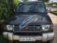 Cần bán Mitsubishi Pajero đời 2002 xe gia đình giá 220 triệu tại Vĩnh Long
