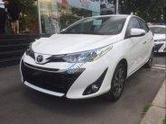 Bán Toyota Yaris G sản xuất năm 2019, màu trắng, xe nhập giá 650 triệu tại Tp.HCM