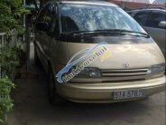Cần bán xe Toyota Previa năm sản xuất 1991, màu vàng, nhập khẩu giá 200 triệu tại Tp.HCM