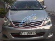 Xe cũ Toyota Innova MT năm 2011, màu bạc giá 410 triệu tại Tp.HCM