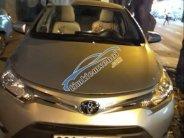 Cần bán Toyota Vios sản xuất năm 2017, màu bạc giá 480 triệu tại Tp.HCM