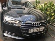 Cần bán gấp Audi A4 năm sản xuất 2016, màu đen, nhập khẩu nguyên chiếc giá 1 tỷ 450 tr tại Tp.HCM