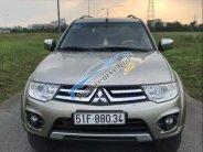 Cần bán Mitsubishi Pajero sản xuất năm 2015, màu bạc giá 636 triệu tại Tp.HCM