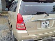 Cần bán xe Toyota Innova G năm 2007, màu vàng, giá chỉ 350 triệu giá 350 triệu tại Đắk Lắk