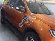 Bán Ford Ranger Wildtrak 3.2 đời 2016, màu cam chính chủ, biển số TPHCM giá 800 triệu tại Tp.HCM