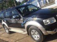 Bán xe Ford Everest đời 2008, màu đen, 370tr giá 370 triệu tại Đắk Lắk