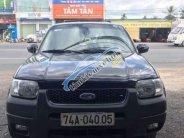 Cần bán gấp Ford Escape sản xuất năm 2004, màu đen số sàn, giá tốt giá 210 triệu tại Đồng Nai