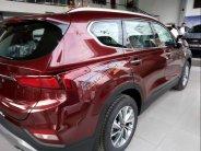 Bán Hyundai Santa Fe năm 2019, màu đỏ, nhập khẩu giá 1 tỷ 300 tr tại Tp.HCM