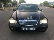 Bán xe Mercedes C200 đời 2002, màu đen, nhập khẩu nguyên chiếc giá 168 triệu tại Đồng Nai