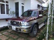 Bán ô tô Ford Ranger XLT 2004, màu đỏ, nhập khẩu   giá 220 triệu tại Đắk Lắk