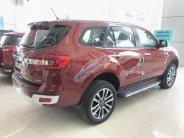 Bán Ford Everest năm sản xuất 2018, màu đỏ, nhập khẩu nguyên chiếc giá 1 tỷ 177 tr tại Tp.HCM