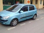 Cần bán Hyundai Getz 1.1 MT năm sản xuất 2009, màu xanh lam giá 195 triệu tại Hà Nội