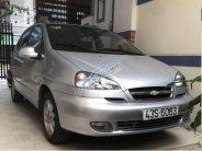 Cần bán gấp Chevrolet Vivant năm 2008, màu bạc giá 135 triệu tại Đà Nẵng
