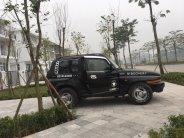 Cần bán Ssangyong Korando TX5 số sàn đời 2003, màu đen giá 163 triệu tại Lai Châu