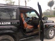 Bán Ssangyong Korando TX5 năm 2009, màu đen, nhập khẩu nguyên chiếc giá 163 triệu tại Điện Biên