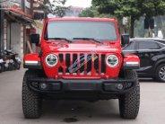 Bán Jeep Wrangler Rubicon 2018, màu đỏ, nhập khẩu giá 4 tỷ 81 tr tại Hà Nội