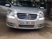 Bán Daewoo Gentra sản xuất năm 2009, màu bạc xe gia đình, giá 176tr giá 176 triệu tại Hà Nam