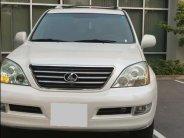 Cần bán gấp Lexus GX470 4.7AT đời 2009, màu trắng, xe nhập giá 1 tỷ 290 tr tại Tp.HCM