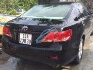 Cần bán lại xe Toyota Camry 2.4G năm 2007, màu đen số tự động, giá 456tr giá 456 triệu tại Hải Phòng