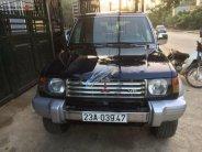 Bán gấp Mitsubishi Pajero 3.0 đời 1998, màu xanh lam, nhập khẩu giá 140 triệu tại Hà Giang