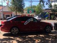 Bán Mercedes C200 AMD đời 2007, màu đỏ, giá chỉ 395 triệu giá 395 triệu tại Đắk Lắk